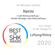 Best of SHK Award für x-well
